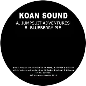 koan sound adventures mr-#9