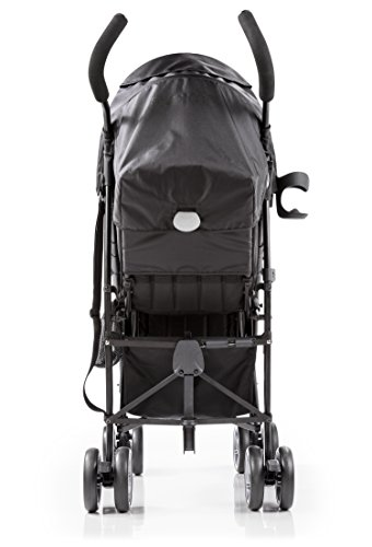 Summer Infant 3Dtwo Double Convenience Stroller, Gray Squared by Summer Infant (Image #3)