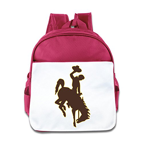 Louis St Rams Bag Golf (Wyoming Cowboys Girls And Boys Kid's Backpacks Funny Sports School Bags Pink Size One Size)
