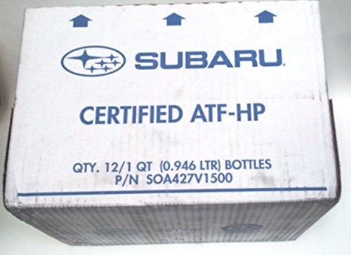 Subaru OEM Automatic Transmission Fluid (ATF) (Pack of 12)