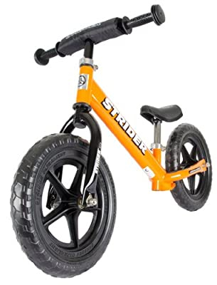 Strider St-3 No-pedal Balance Bike by Strider