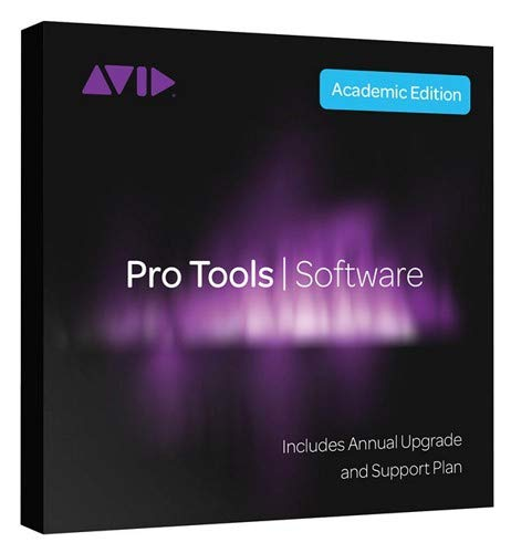 Avid Pro Tools Annual Subscription Activation Card (Student/Teacher Boxed)