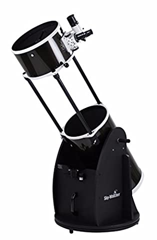 SkyWatcher S11820 GoTo Collapsible Dobsonian 12-Inch (White) (Celestron Computerized Newtonian)