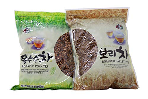 - Assi Barley and Roasted Corn Tea 2 Pack
