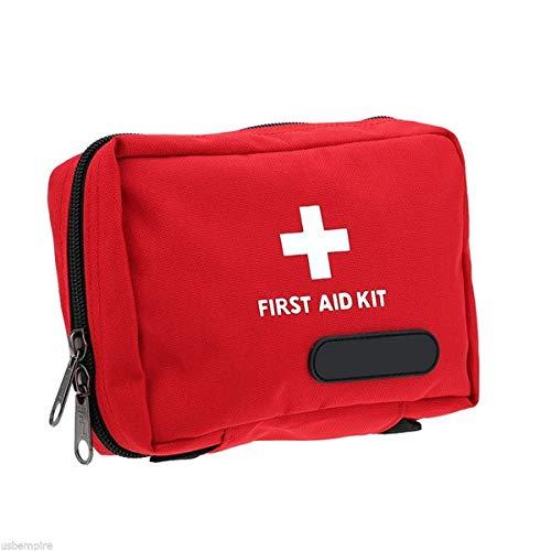 Wooya Notfalltasche Erste Hilfe Tasche Überleben Behandlung Pack Rescue Kit