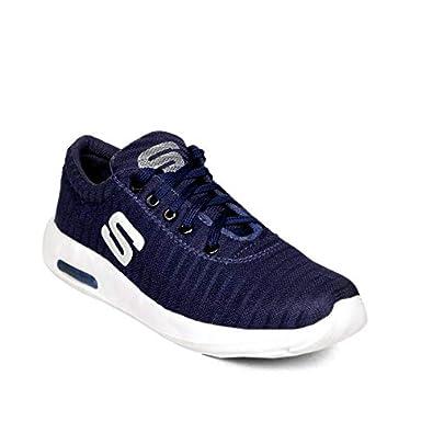 Shoe master Men's Navy Sports Shoe UK 6-10: Buy Online at