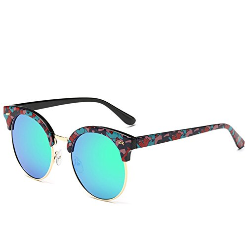 A-Roval Women Polarized Round Large Fashion Plastic - Fix How To Sunglasses Polarized