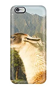 Hot Case Cover Protector Specially Made For iphone 6 plus Alpaca