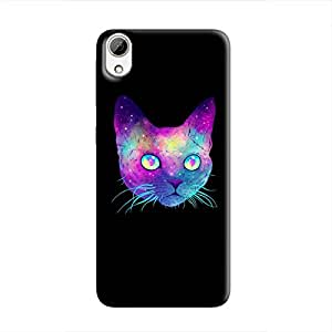 Cover It Up - Psydelic Cat Desire 626 Hard Case
