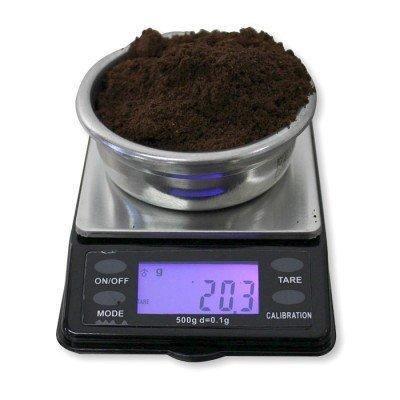 BrewGlobal Coffee Gear Digital Dose Scale 500g/0.1g (CGDOSE500) by Coffee Gear (Image #2)