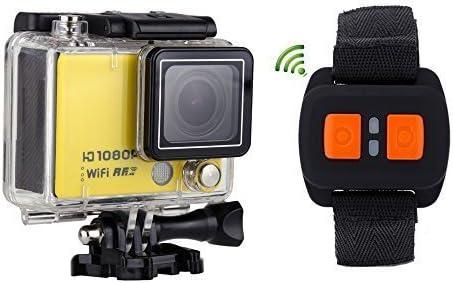 Andoer® AT300 Mini Cámara de Acción Wifi Pantalla 2.0