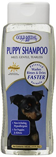 gold medal pets puppy shampoo - 3