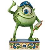 Jim Shore Disney Traditions Mike Wazowski of Monster Figurine, 3.375-Inch