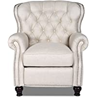 Opulence Home Cambridge Recliner, Brussels Linen