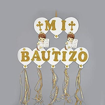 Baptism Favors//Wall decor Baptism Christening Gift Decoracion Para Bautizo Decor
