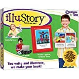 Illustory - Write and Illustrate Your Own Book Kit