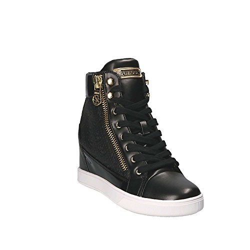 Sneakers Black FAL12 Black FLFOR1 Guess BLKBL cPazZp8RR