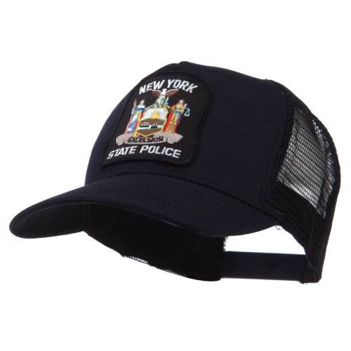USA Eastern State Police Embroidered Patch Cap - NY State OSFM