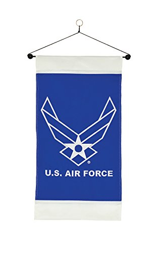 Air Force Banner (In the Breeze U.S. Air Force Wings Hanging Banner)