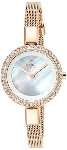 OBAKU watch two stitches V129LEVWMV Ladies
