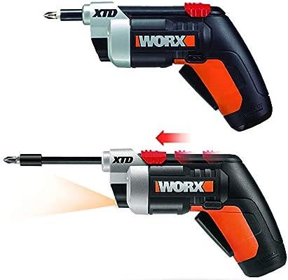Worx WX252 Atornillador, 6 W, 4 V