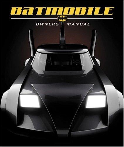 Batmobile Owner's Manual