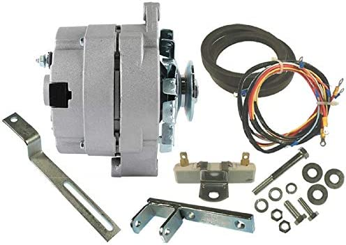 Alternators Ford Tractor Jubilee Naa DB Electrical AKT0007 New ...