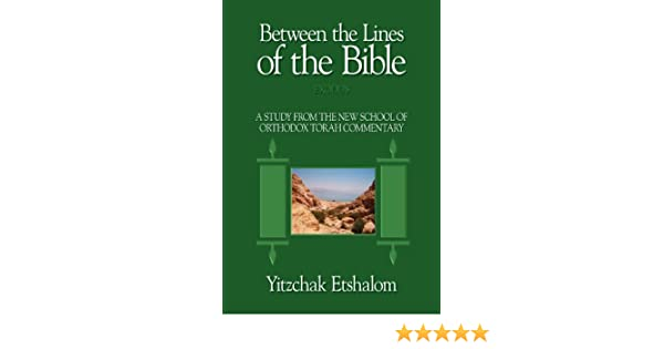 Between the Lines of the Bible: Exodus: A Study from the New