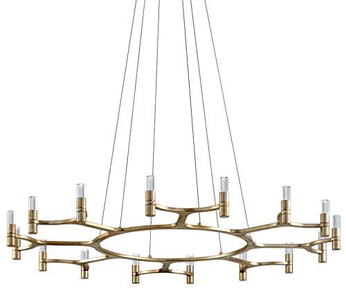 016 Corbett Lighting - Corbett Lighting 258-016 Nexus Chandelier, 16-Light, Silver