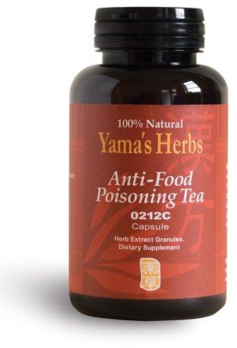 Anti-Food Poisoning Tea - Capsules Type