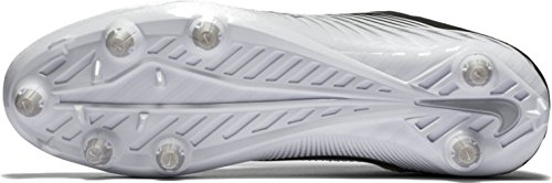 NIKE Mens Vapor Speed Low TD Molded Football Cleats White/Blackmetallic Silver rsfIy