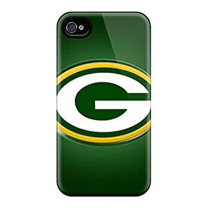 New Arrival Premium 4/4s Case Cover For Iphone (green Bay Packers)