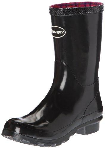 Havaianas Unisex Adults' Helios Mid Rain Boots Dark Grey S4kUwehs9b