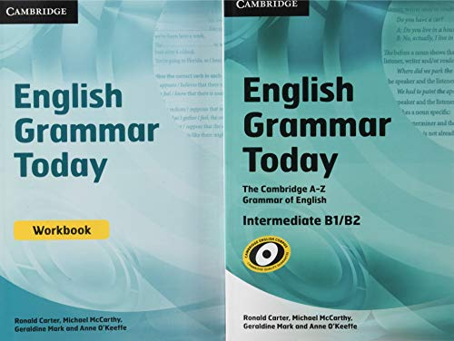 English Grammar Today Book with Workbook: An A-Z of Spoken and Written Grammar