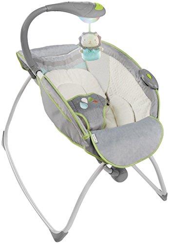 Baby Light Sleeper (Ingenuity Soothing Light Rocking Sleeper-Vesper)