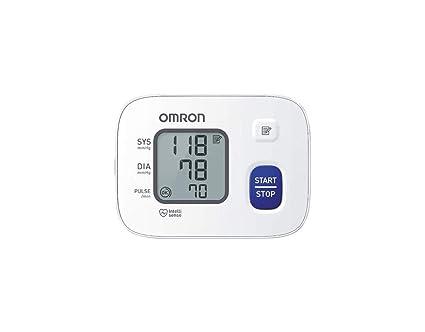 OMRON RS2INTELLISENSE - Monitor de Presión Arterial Automático de Muñeca