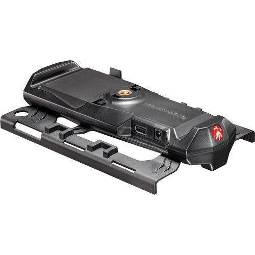 Manfrotto MVDDM4 DIGITAL DIRECTOR, Nikon & Canon DSLR Cameras, Black, compact by Manfrotto