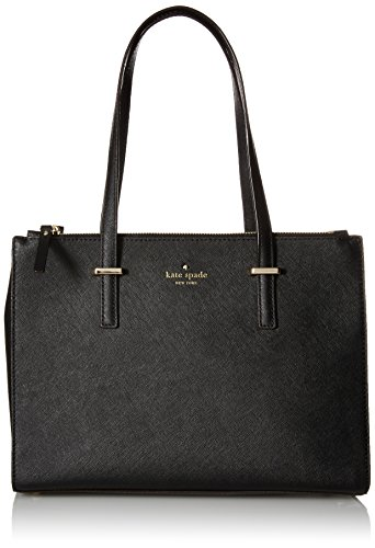 kate spade new york Cedar Street Small Jensen Tote Bag, Black, One Size