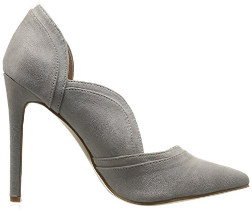 Brinley Co Womens Adri Pump Grey 1v5BhmAtCY