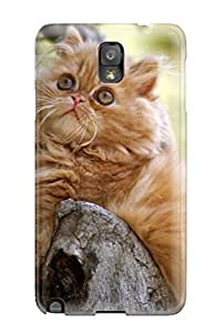 Leslie Hardy Farr's Shop Top Quality Case Cover For Galaxy Note 3 Case With Nice Cat Appearance