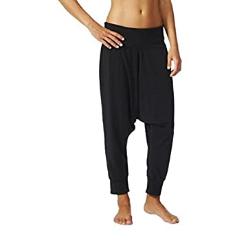 adidas Pantalones de Yoga Mujer Free Yogi 7/8: Amazon.es ...