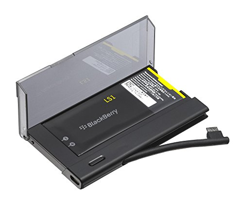 BlackBerry LS1 Battery Charger Bundle Z10