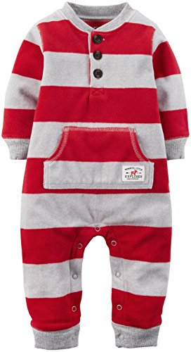 Carter's Baby Boys 1 Pc, Red, 12M