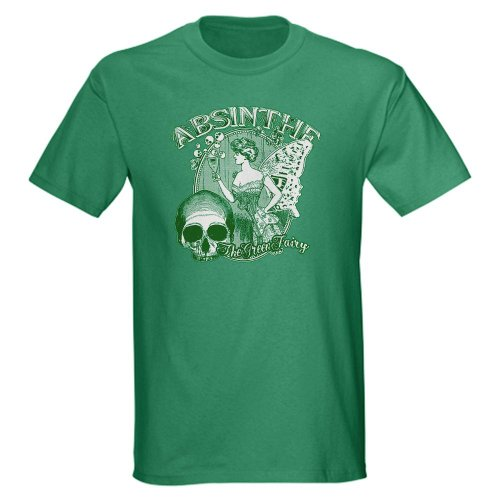 Absinthe - The Green Fairy T-Shirt