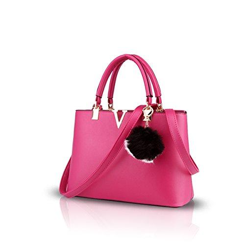 bandoulière la Leva de Se à printemps femmes casual amp;Doris nouvelle les de minimaliste mode main sac sac à Nicole pour tendance Yellow 8T4q1