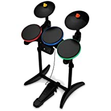 Guitar Hero 6 Warriors of Rock Wireless Drums for PS3