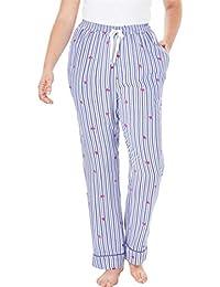 e6e1e1dc972 Women s Plus Size Convertible Cotton Pj Pant