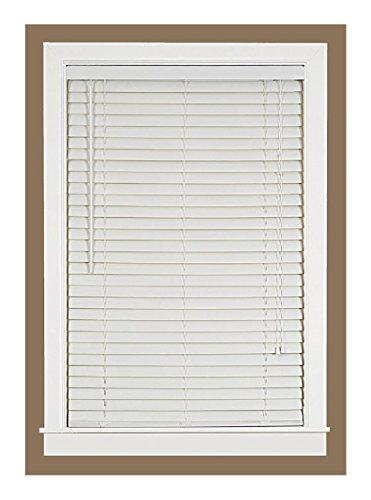 Achim Home Furnishings 1-Inch Wide Window Blinds