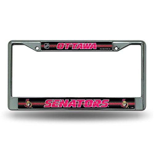 NHL Ottawa Senators Bling Chrome Plate - Ottawa Frames