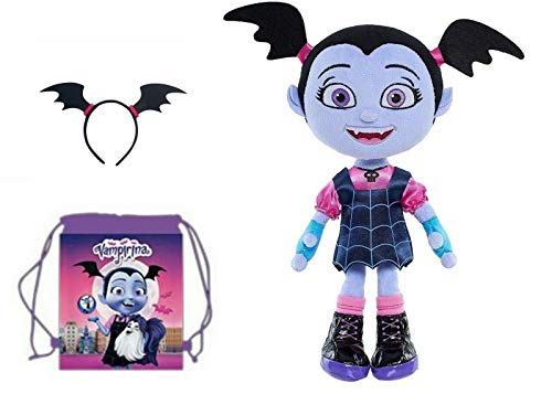 Ajema Disney VAMPIRINA VEE Bean Plush Doll - 11